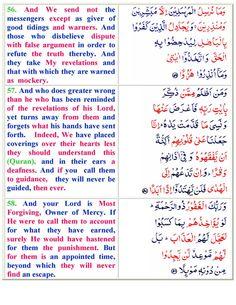 Surah Kahf With English Translation Pdf