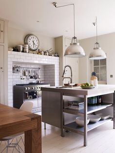 Stainless-steel Kitchen