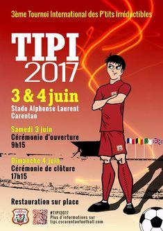 Affiche du tournoi 2017