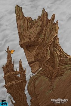 Guardian of the Galaxy - by Mondo