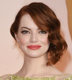 Get the Look: Emma Stone's Oscar Makeup | Dailymakeover