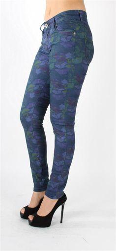 Kelebek Desenli Jeans Pantolon | Modelleri ve Uygun Fiyat Avantajıyla | Modabenle