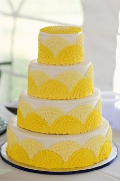 Obviously not relevant b/c norb's mom is making the cake but it just made me think of erin b/c of the yellow!