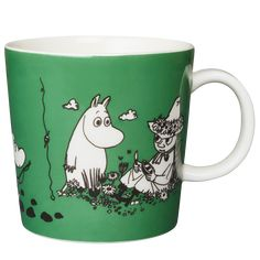 Moomin Mugs from Arabia – A Complete Overview Moomin Mugs, Tove Jansson, Tableware, Materialistic, Cravings, Cups, Kitchen, Lilac, Cucina