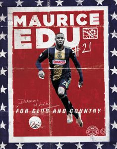 MLS World Cup Heroes Poster 10