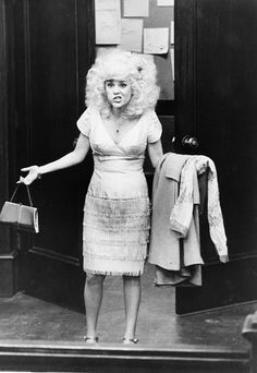 Madeline Kahn in Happy Birthday Gemini. Interesting film. Amazing performance. She should've been nominated for an oscar.