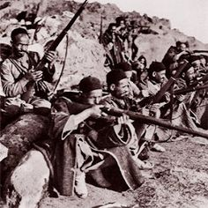 Rif Tribals During the Rif War