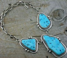 turquoise jewelry- Native American Necklace