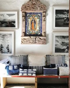 Indigo for the win.  Always finding inspo at @mixtasanmiguel. #sanmigueldeallenderetreat - Make sure to enter my giveaway for a $100 Anthro card. Link in profile