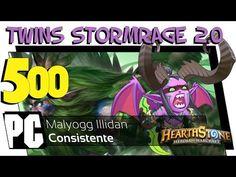 Hearthstone: Twins Stormrage, 2 0 [Malyogg Illidan]