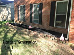 The ABC's of Life: Front Yard Renovation