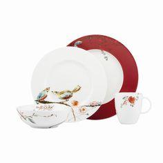 Lenox Chirp Dinnerware Collection