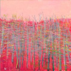 Contemporary abstract landscape paintings by Wolf Kahn. I love his tree paintings. Artist Inspiration, Abstract Landscape, Abstract Painting, Painting, Abstract Art, Art, Abstract, Wolf Kahn, Landscape Art