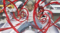 Blood Blockade Battlefront - Épisode 5 : Le Marteau de la destruction. - Série complète à voir en streaming et téléchargement sur http://animedigitalnetwork.fr/video/kekkai_sensen