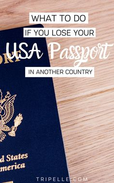 """As you are jetting off to faraway destinations and having fun, you might find yourself faced with the question of, """"What to do if you lose your USA passport in another country?"""" at some point in time.  A lost passport overseas might seem like the end of the world, but it truly isn't.And we've also discussed ways to safeguard your passport when traveling internationally – we think is the first step for making sure your passport is always safely secured."""