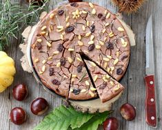 Castagnaccio: Christmas Chestnut Cake from Tuscany | Italian Sons and Daughters of America Ancient Recipes, Golden Raisins, How To Dry Rosemary, Sweet Wine, Christmas Desserts, Christmas Holiday, Rich In Protein, Holiday Recipes, Holiday Foods