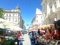 Salzburg Schrannen Markt , Austria Salzburg, Austria, Places To Travel, Restaurants, Shops, Street View, City, Heart, Tents