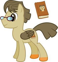 Owlowiscious Ponified, I never really liked other ponified pets, but I quite like this one!!!