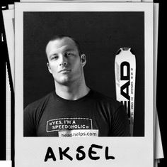#HunkDay Olympic Athletes Aksel Lund Svindal