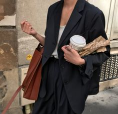 Spring Look Picture Description Looks Chic, Looks Style, Style Me, Look Fashion, Fashion Outfits, Womens Fashion, 90s Fashion, Catwalk Fashion, Latest Fashion
