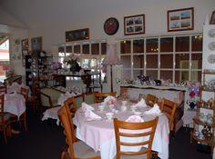 Dining Room @ Moments & Memories Tea Room, 34 Camp Street, Beechworth. 3747 Phone 03 57282273  https://www.facebook.com/pages/Moments-Memories-Tea-Room/260063697347323?ref=hl
