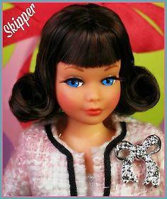 Sunday's Finest OOAK Skipper Aeooak Dolls re Root Beautiful | eBay