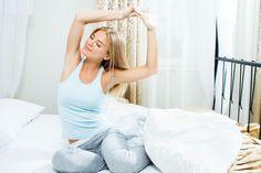4 petits exercices au saut du lit pour une journée réussie !