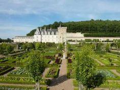 Castelos e jardins do Vale do Loire.wmv - YouTube