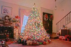 Den härligt kitschiga och färgglada julen - Sköna hem