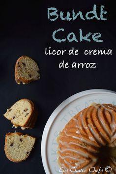 Bundt Cake de licor de arroz para el dia nacional del Bundt Cake | Los Chatos Chefs