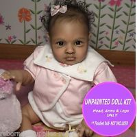 "REBORN DOLL KIT ~ Rowan by Jessica Schenk ~ 24"" toddler unpainted kit to make"