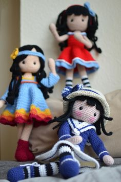 https://flic.kr/p/Jxwqkx | 1,2,3 ♡ lovely dolls