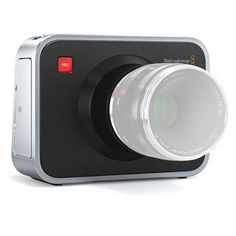 beautiful and powerful digital cam; records direct to solid state drives; takes canon DSLR lenses