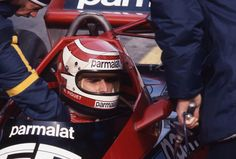 7164aad14a Nelson Piquet au volant de sa Brabham-Alfa Romeo