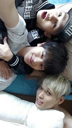Jung Ilhoon, Yook Sung-jae & Im Hyun-sik (BtoB)