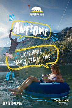 The Golden State is a big place with a lot of things to do, so how do you choose? Here are 11 family friendly travel hacks to get you from Point Awesome to Point Breathtaking (see what we did there!) as smoothly as possible. Norway Travel, Spain Travel, France Travel, Italy Travel, Travel Usa, Bolivia Travel, Colombia Travel, Travel With Kids, Family Travel