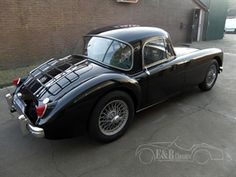 1957 MG MGA Coupe For Sale, (Car: advert number 217743) | ClassicCarsForSale.co.uk