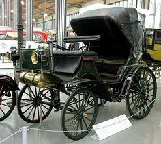 1895 Daimler Riemenwagen