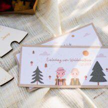 Waldgeburtstag Deko Kindergeburtstag-6 Party Box, Place Cards, Place Card Holders, Paper, Bunting Bag, Paper Mill, Love Design, Round Pendant, Playground