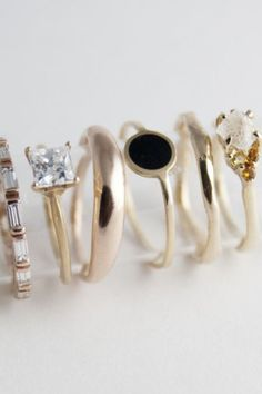I will take all of these rings please.