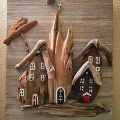 Cute and Simple DIY Driftwood Art Ideas You can make in a Day
