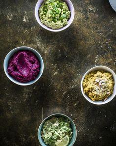 4 x hurjan helppo vegaaninen levite Vegan Protein, Delicious Vegan Recipes, Vegan Vegetarian, Vegan Food, Palak Paneer, Acai Bowl, Food Photography, Goodies, Eat