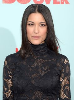 Julia Jones Photos - Actress Julia Jones attends the premiere of Netflix's 'The Do Over' at Regal LA Live Stadium 14 on May 16, 2016 in Los Angeles, California. - Premiere of Netflix's 'The Do Over' - Arrivals