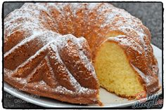 European Dishes, Bunt Cakes, Cottage Cheese, Kefir, Pound Cake, Doughnut, Sweet Recipes, French Toast, Cheesecake