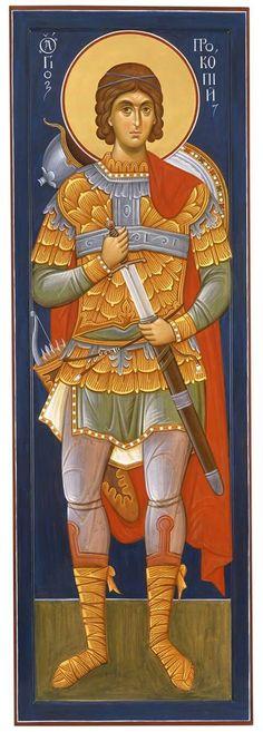 Sante Religious Images, Religious Icons, Religious Art, Byzantine Icons, Byzantine Art, Catholic Art, Catholic Saints, Roman Church, Angel Warrior