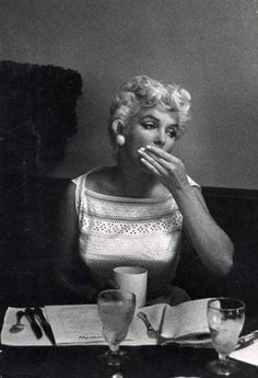 Marilyn Monroe photographed by Eve Arnold