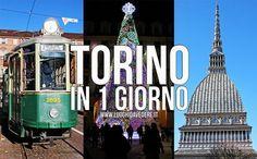 Itinerario completo per visitare Torino in 1 giorno