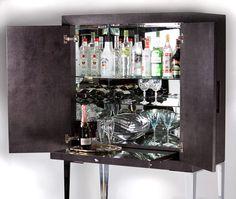 Harvard Cocktail Cabinet « « Simpsons Mirrors