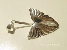 Schmuckanhänger - Donuthalter Engelsflügel - ein Designerstück von ASKAWO-Design bei DaWanda