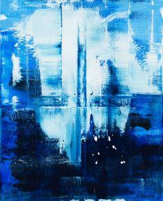 "Saatchi Art Artist Marine Arragain; Painting, ""HAIKU 12 - SOLD"" #art"